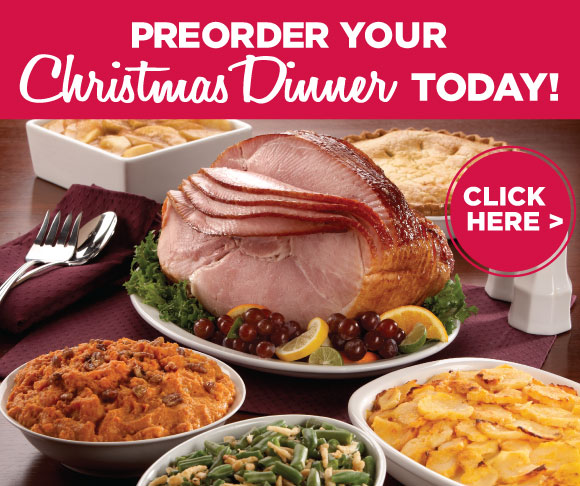 Order Prepared Holiday Meals