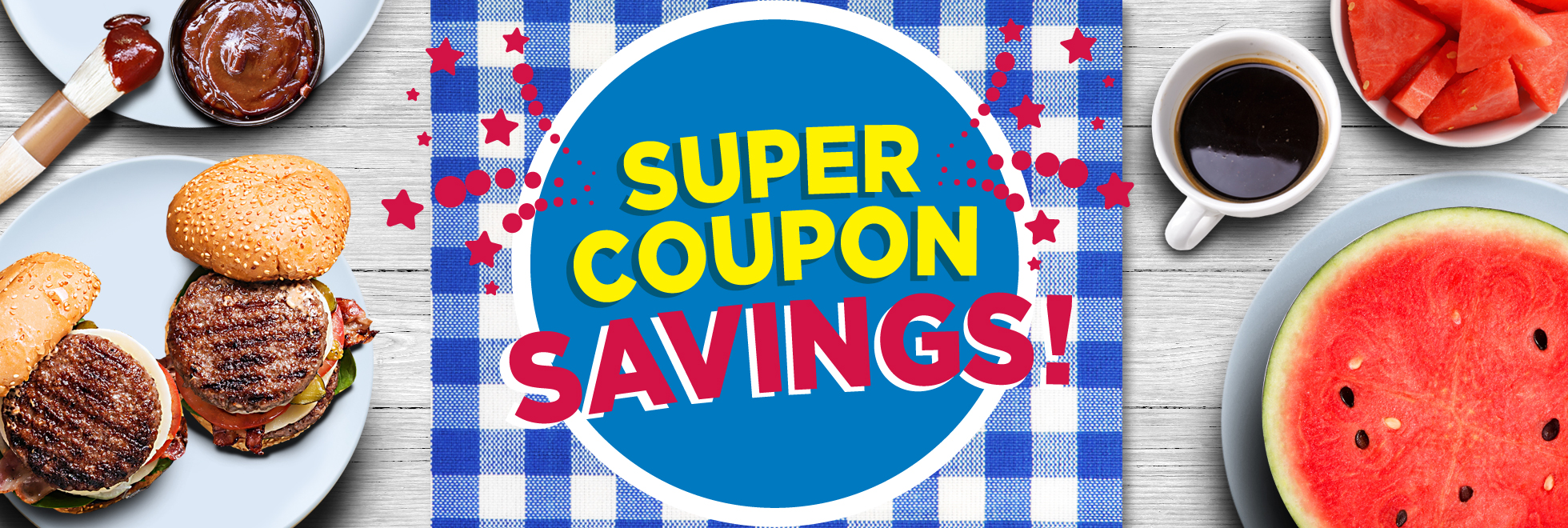 Super Coupon Savings