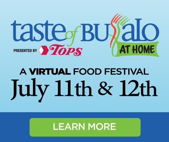 Tops Virtual Taste of Buffalo