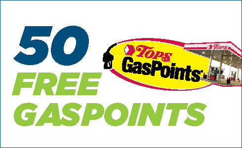 Free Gas Points
