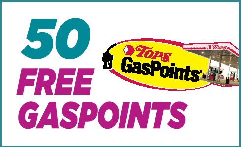 50 Free GasPoints