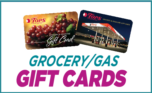Grocery and Gas Gift Cards