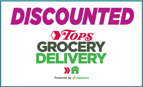 Discounted Tops Grocery Delivery