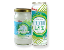 Coconut Oil Water