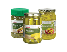 Pickles, Peppers & Relish