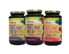 Triple Fruit spread