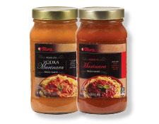 premium pasta sauce