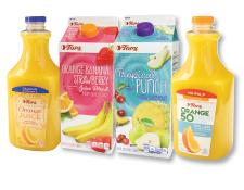 Refrigerated juice