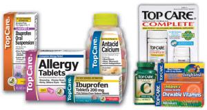 TopCare Vitamins & Medicines
