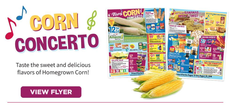 TOPS Corn Concerto