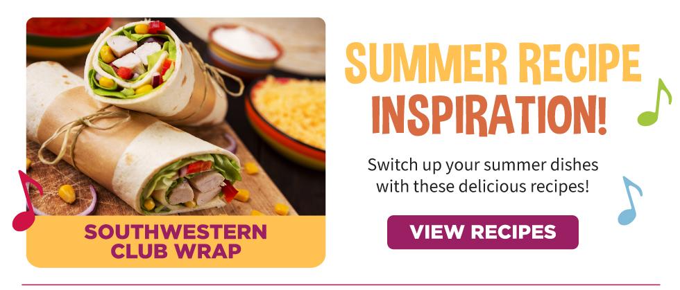 TOPS Summer Recipes