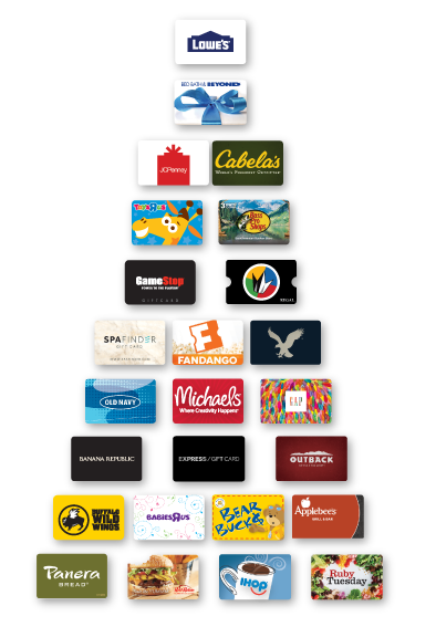 Tops friendly markets christmas bonus gift cards negle Images