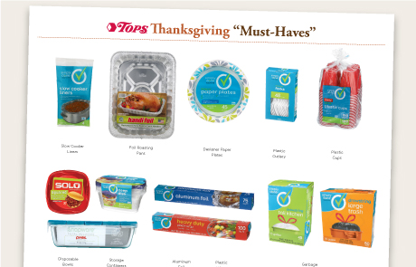 Must Haves for Thanksgiving