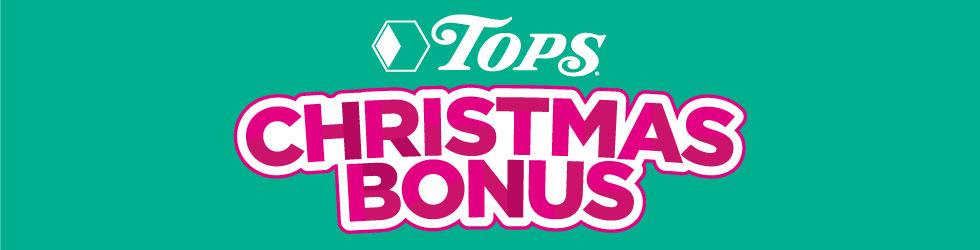 Tops Christmas Hours 2020 Tops Friendly MarketsChristmas Bonus