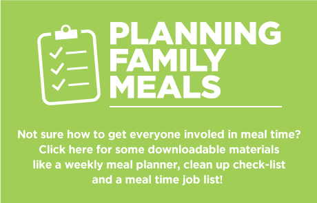 Family Planning Meals