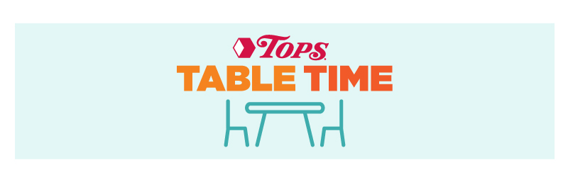 Tops Table Time