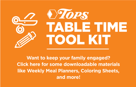 Tops Table Time Tool Kit
