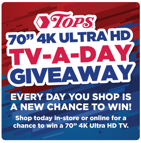 TV A Day Giveaway 						Sweepstakes