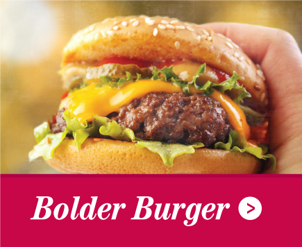 Bolder Burger