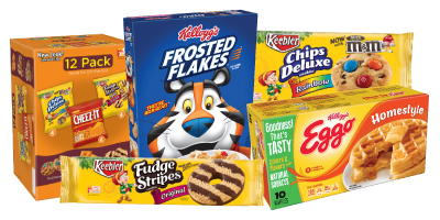 Kellogg's Products