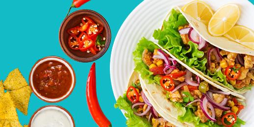 Salsa Taco Sauce