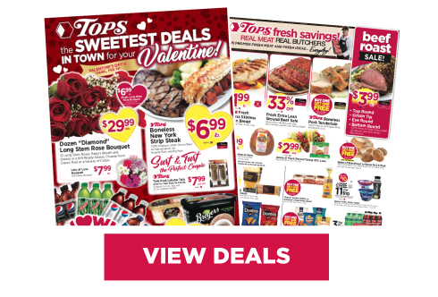 Sweetest Deals in Town View Flyer
