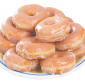 Picture of Bakery Glazed Donut Ring 12 Pack