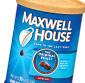 Picture of Maxwell House or Chock Full O'Nuts Coffee
