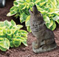 Picture of Clay Wolf Garden Decor