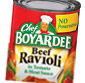 Picture of Chef Boyardee Canned Pasta or Microwave Cups