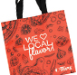 Picture of Tops Shop Local Reusable Bag