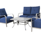 Picture of Rio Steel Cushioned Patio Set