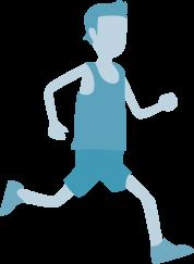 Runner Left